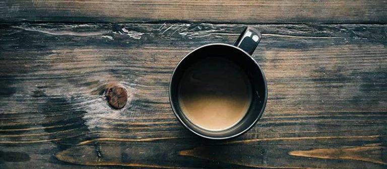 cold coffee caffeine