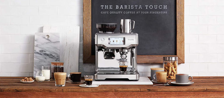 best latte machine mobile optimized