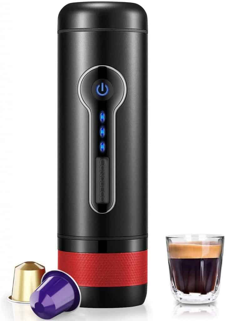 Conqueco Portable Espresso Machine