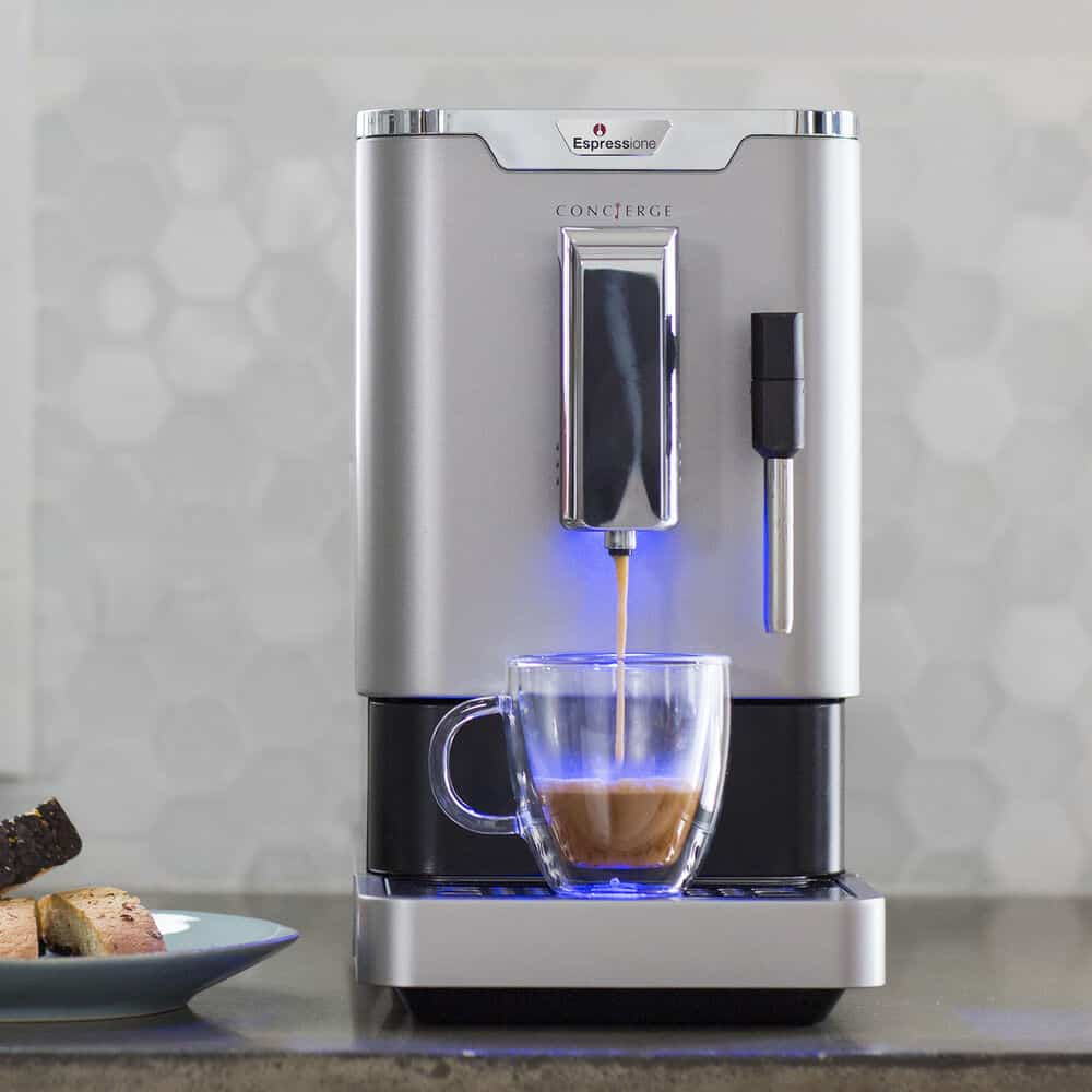 espressione concierge automatic bean to cup espresso machine