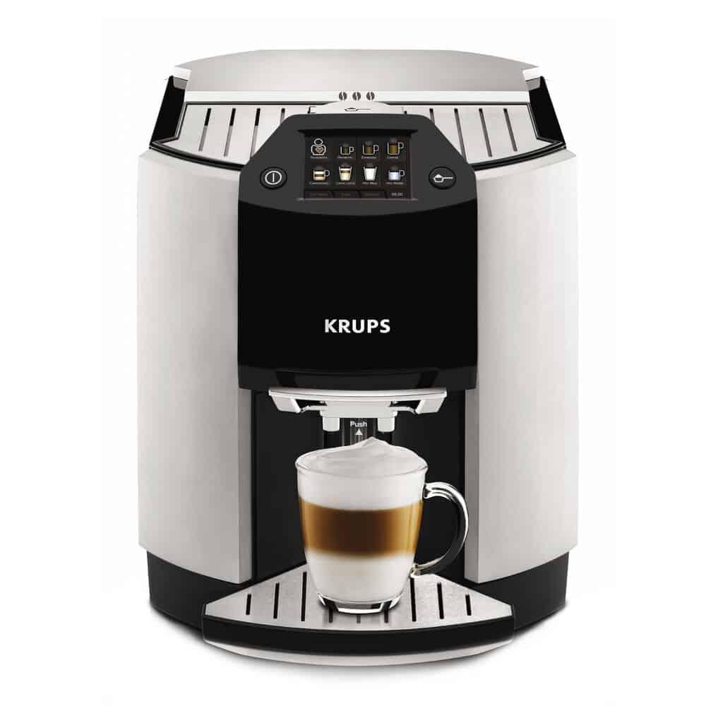 Krups Barista One Touch Auto Cappuccino Machine