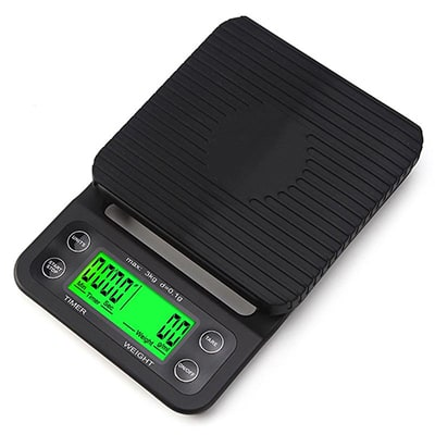 Scale With a Timer