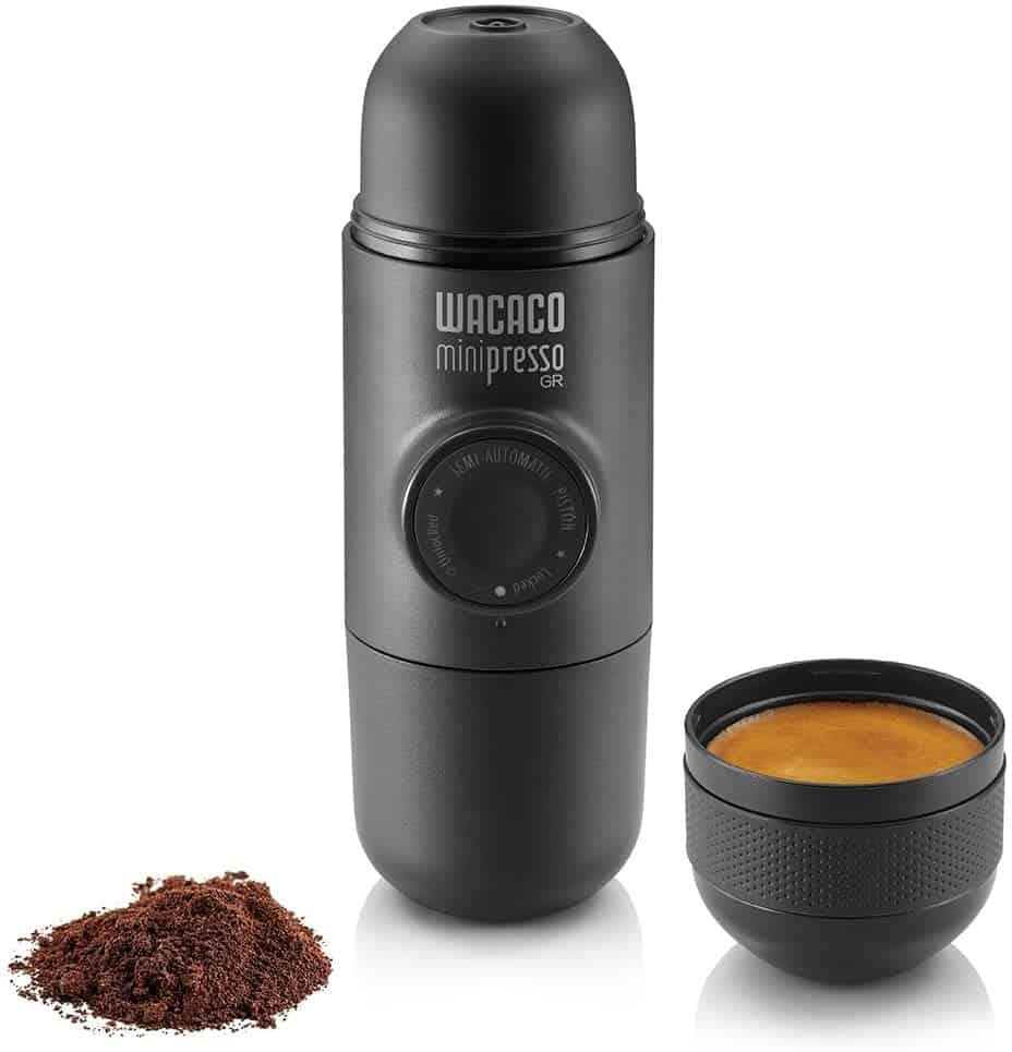 Wacaco Minipresso Gr Portable Espresso Maker