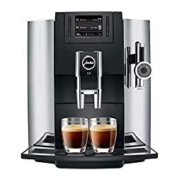 jura e8 automatic coffee