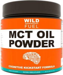 mct oil powder wild fuel keto coffee creamer
