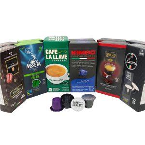 Nespresso Compatible Capsules Multi Brand