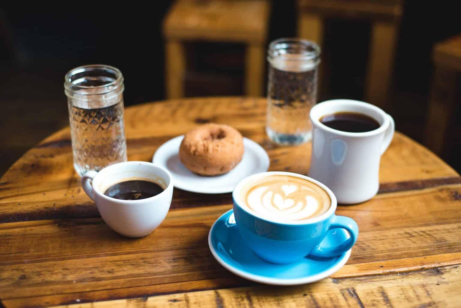Cappuccino Vs Coffee