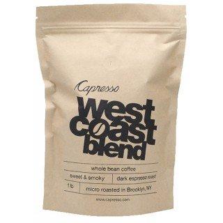 capresso whole bean coffee west coast
