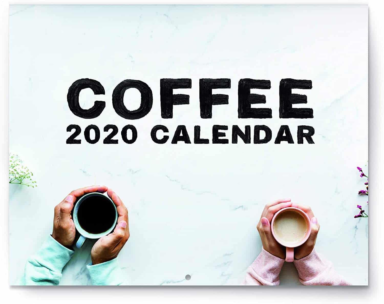 Coffee Wall Calendar