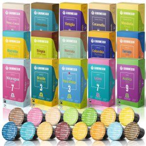 gourmesso espresso capsules