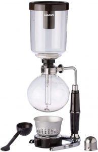 hario glass technica siphon coffee maker