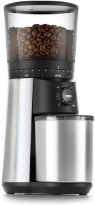 oxo brew canonical coffee grinder