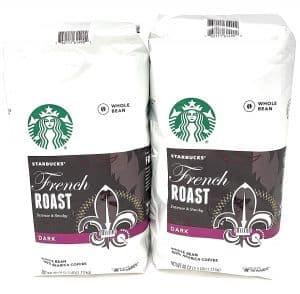starbucks french roast coffee beans
