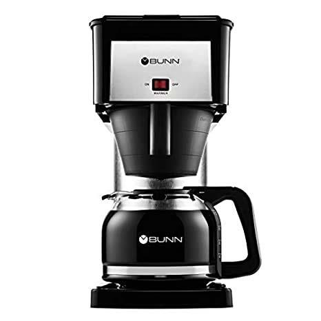 BUNN BX Speed Brew Classic 10-Cup Coffee Brewer Black