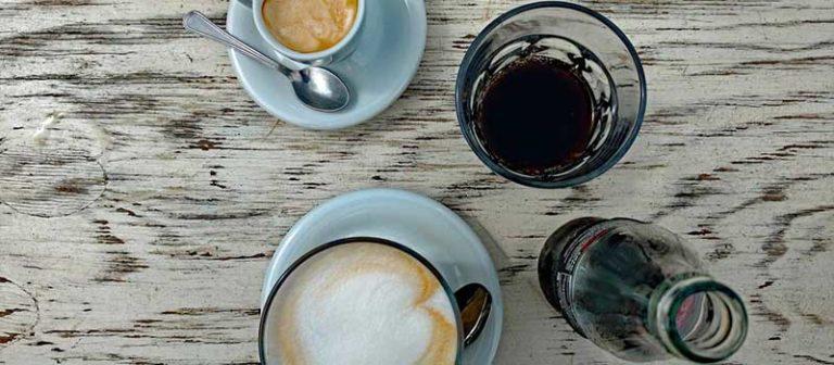 caffeine coke vs espresso