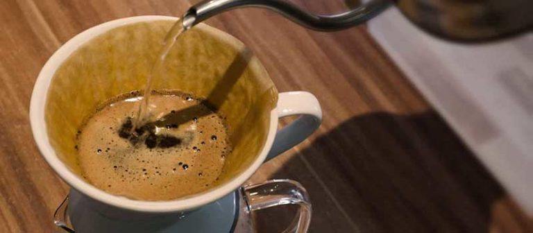 coffee water ratio