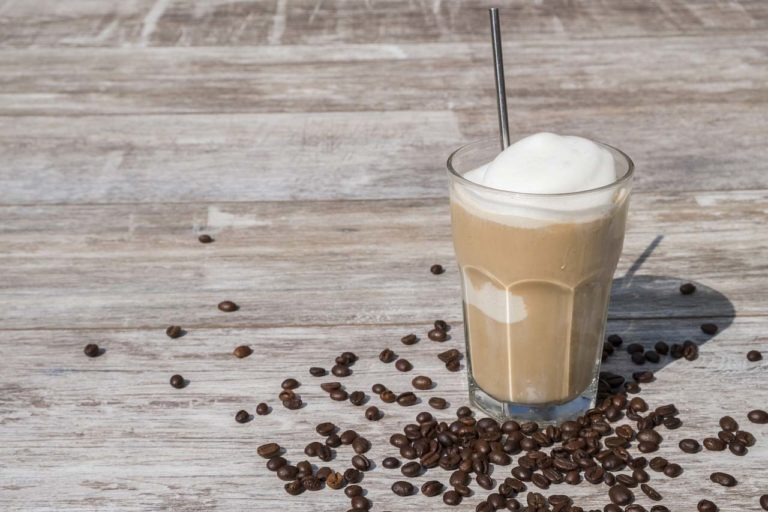 frozen coffee recipe