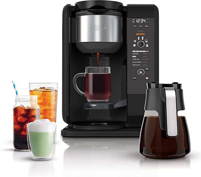 Ninja Hot and Cold Brewed System, Auto-IQ