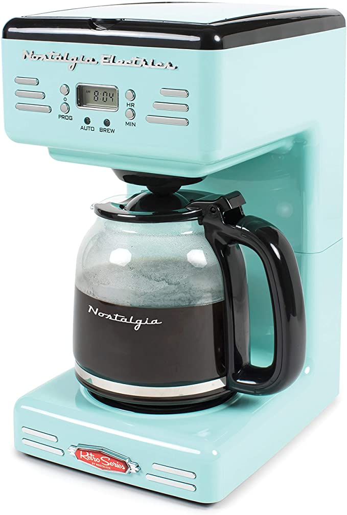 Nostalgia Iced Coffee Maker