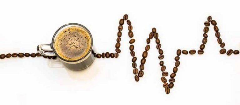 caffeine in shot of espresso