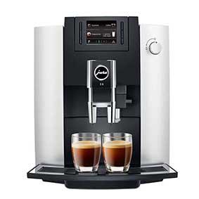 jura e6 automatic coffee machine