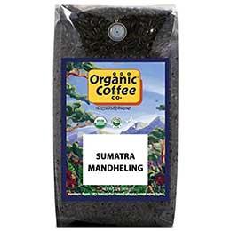 organic coffee co sumatra mandheling coffee
