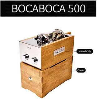 bocaboca coffee bean roaster