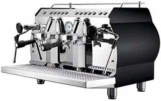 coffee shop semi automatic commercial espresso machine