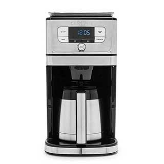 cuisinart grind and brew 10 cup coffeemaker