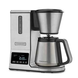cuisinart pourover coffee brewer