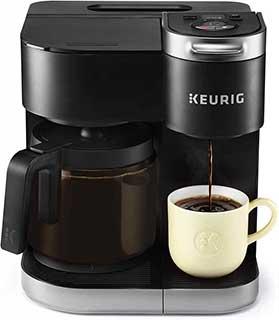 keurig k duo coffee machine