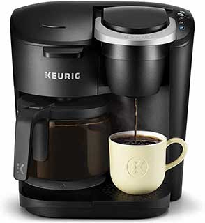 keurig k duo essentials coffee brewer