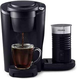 keurig k latte single serve coffee maker