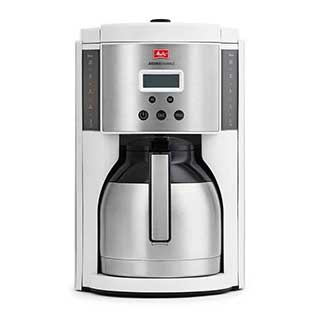 melitta aroma enhance coffee maker