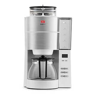 melitta aroma fresh grind and brew 10 cup coffee maker