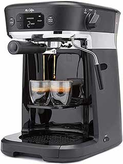 mr coffee all in one coffee maker