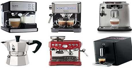 List of the Best Espresso Machines