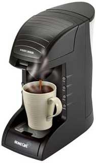 Black & Decker GT300 Home Café Coffeemaker