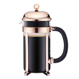 Bodum Chambord Copper French Press 8 Cup