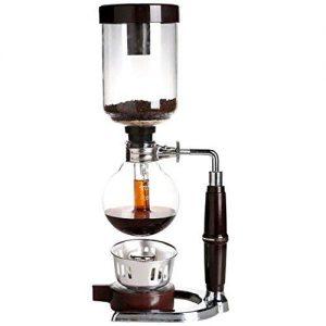 Boeng 5-Cup Siphon Coffee Maker