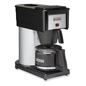 BUNN BX-B Sprayhead Coffee Maker, Stainless Steel