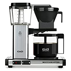 Coffee Maker with Glass Carafe