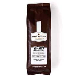 Fresh Roasted Coffee LLC Sumatra Mandheling Coffee