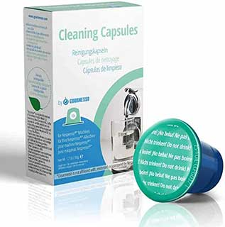 Gourmesso Cleaning Capsules - 10x pods