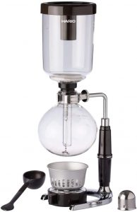 Hario Glass Technica Syphon Coffee Maker 5 Cup