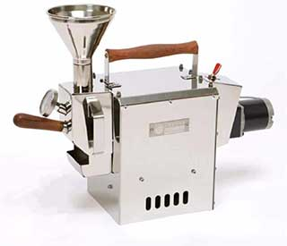 Kaldi Coffee Roaster for Home - Motorized Type Full Package Including Thermometer