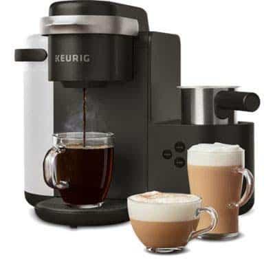 Keurig K-Cafe Single-Serve K-Cup Brewer