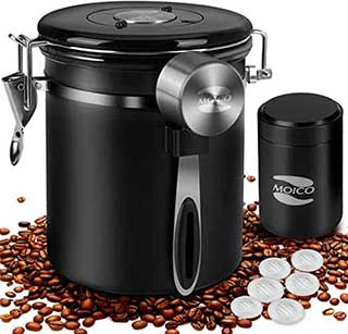 Moico Coffee Stainless Steel Container