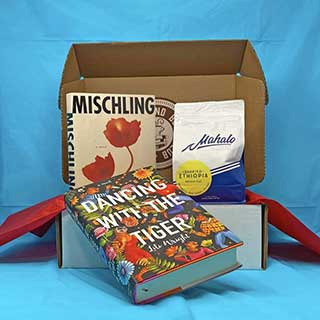 My Coffee And Book Club - Monthly Subscription Box