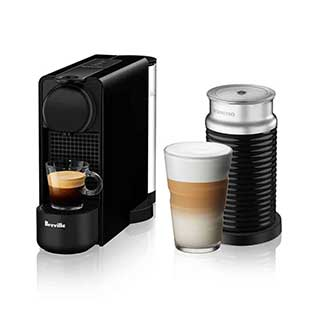 Nespresso Essenza Plus by Reville with Aeroccino 3 Frother
